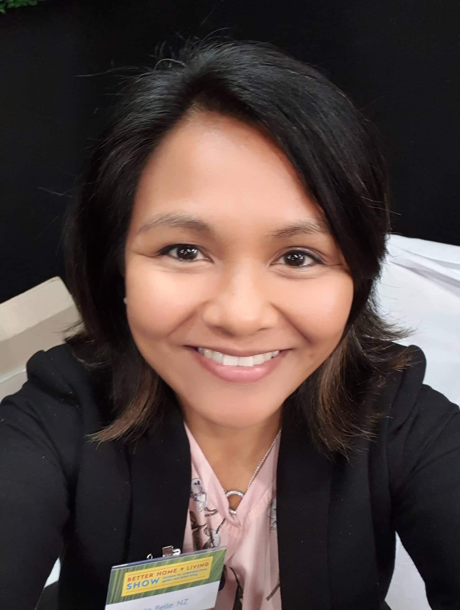 Catherine Sanvictores, CEO, Mia Belle